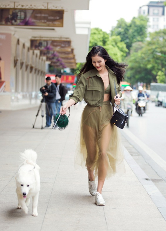 Street style tuan le thoi trang anh 13