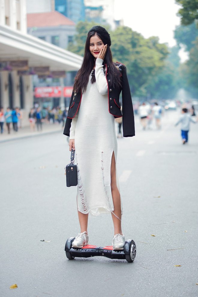 Street style tuan le thoi trang anh 14