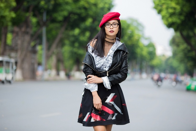 Street style tuan le thoi trang anh 11