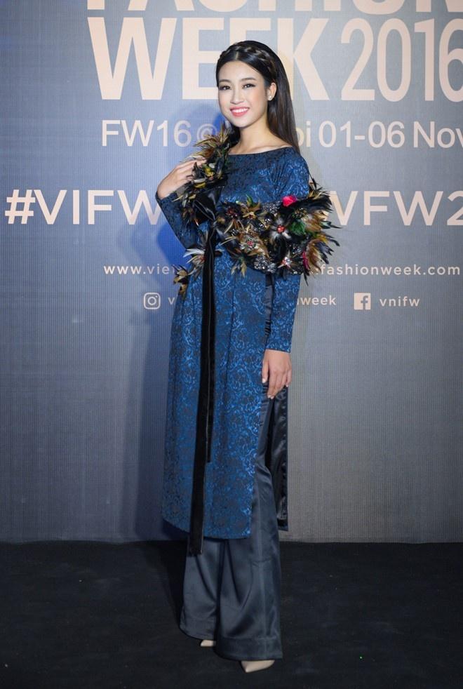 Vietnam International Fashion Week 2016 anh 1