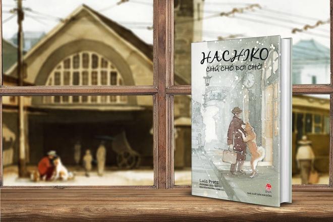 Hachiko - Chu cho cho doi: Bieu tuong cua tinh ban mai mai hinh anh 1