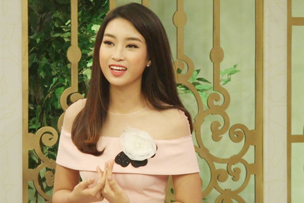 Hoa hau My Linh tung khoc truoc mat Dang Thu Thao hinh anh