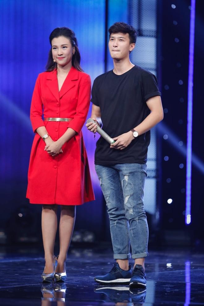 Hoang Oanh hut giai 100 trieu dong du duoc Huynh Anh ho tro hinh anh 3
