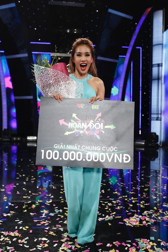 Hoang Oanh hut giai 100 trieu dong du duoc Huynh Anh ho tro hinh anh 13
