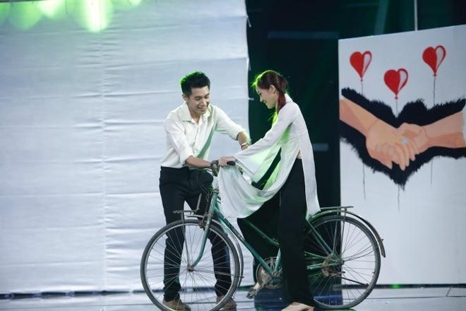 Hoang Oanh hut giai 100 trieu dong du duoc Huynh Anh ho tro hinh anh 8