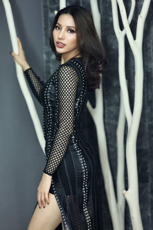 Hoa hau Sieu quoc gia 2016 Kha Trang anh 3