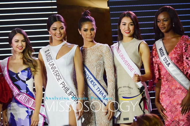 Le Hang Miss Universe anh 6