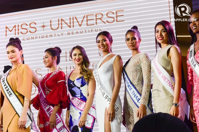Le Hang Miss Universe anh 1