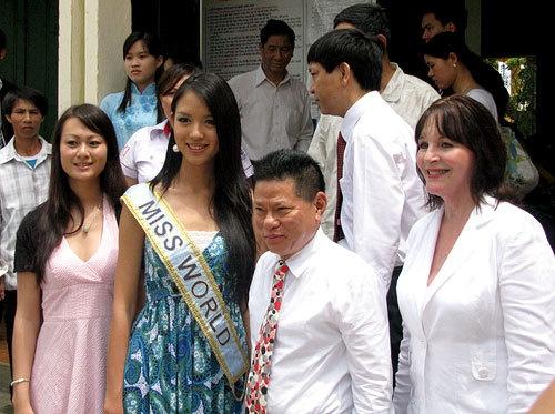Ty phu Hoang Kieu Ngoc Trinh anh 1