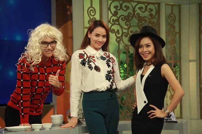 Trang Nhung Bua trua vui ve anh 2