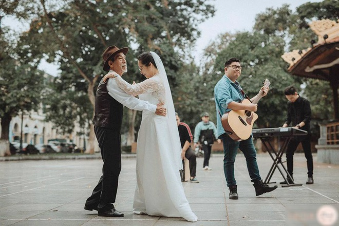 Anh cuoi nghe si Mai Ngoc Can anh 4