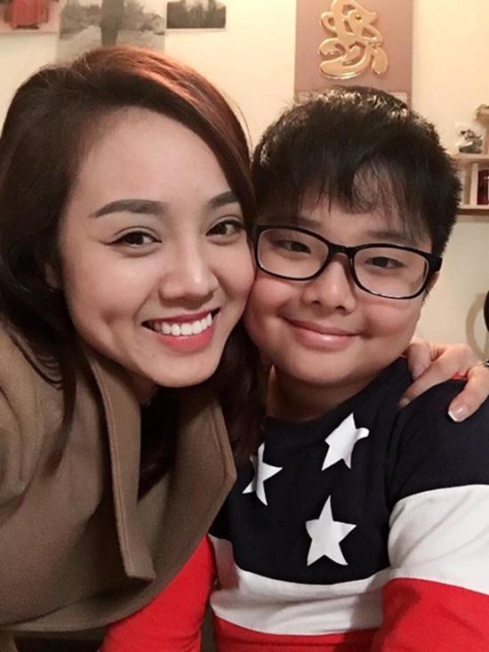 MC Thao Van: Cong Ly yeu nhieu chac gi da suong! hinh anh 2