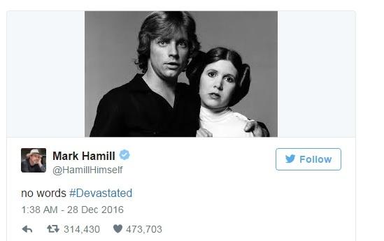 Dien vien Star Wars Carrie Fisher qua doi anh 2