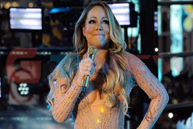 Mariah Carey bi chi trich vi man trinh dien tham hoa hinh anh