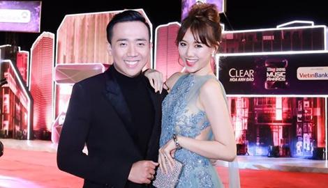 Hoang Thuy Linh, Hari Won mac dep nhat tuan dau nam 2017 hinh anh