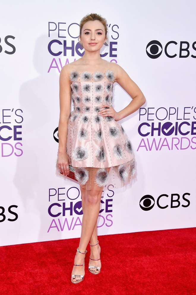 Jennifer Lopez mac dep nhat tham do People's Choice Awards hinh anh 7