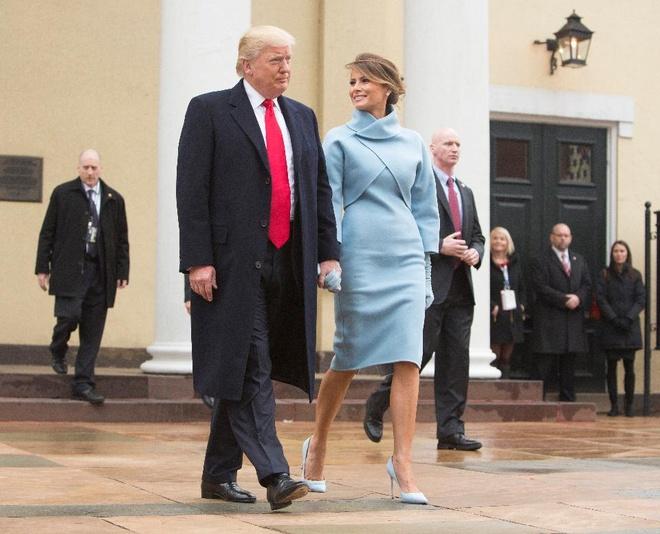 Vi sao Melania Trump kho tro thanh bieu tuong thoi trang? hinh anh 1