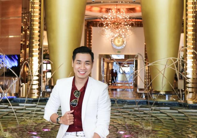 MC Nguyen Khang o Dubai anh 5
