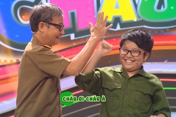 Con trai Cong Ly chien thang 130 trieu dong o game show hinh anh