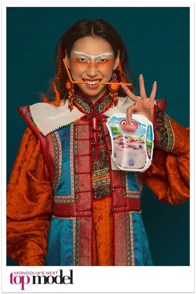 Next Top Model Mong Co gay an tuong voi bo anh doc dao hinh anh 2