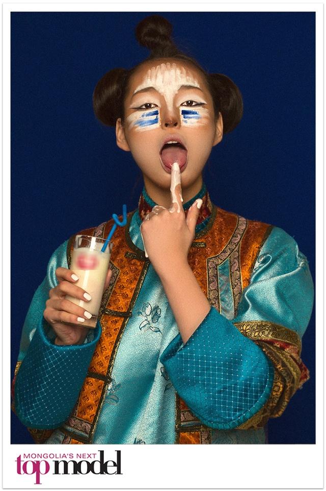 Next Top Model Mong Co gay an tuong voi bo anh doc dao hinh anh 6
