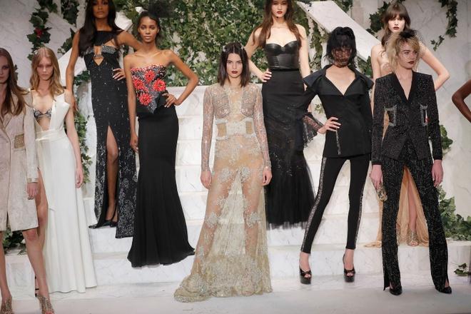 New York Fashion Week thu dong 2017 anh 1