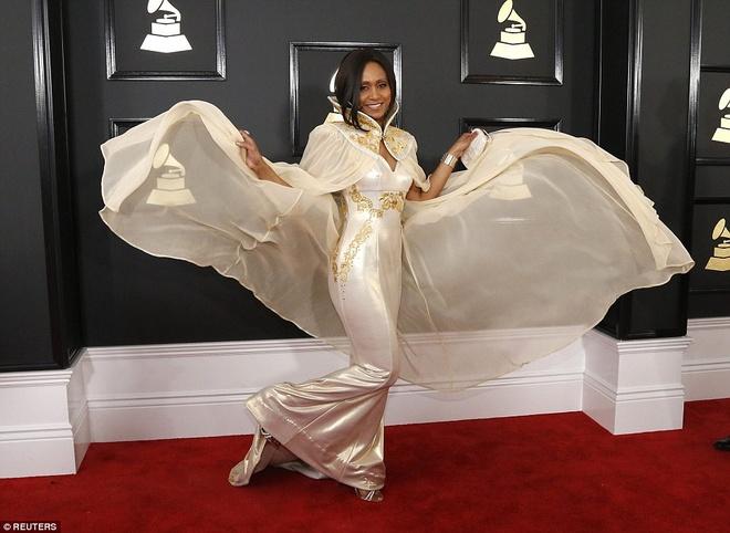 Grammy 2017 tham do anh 9