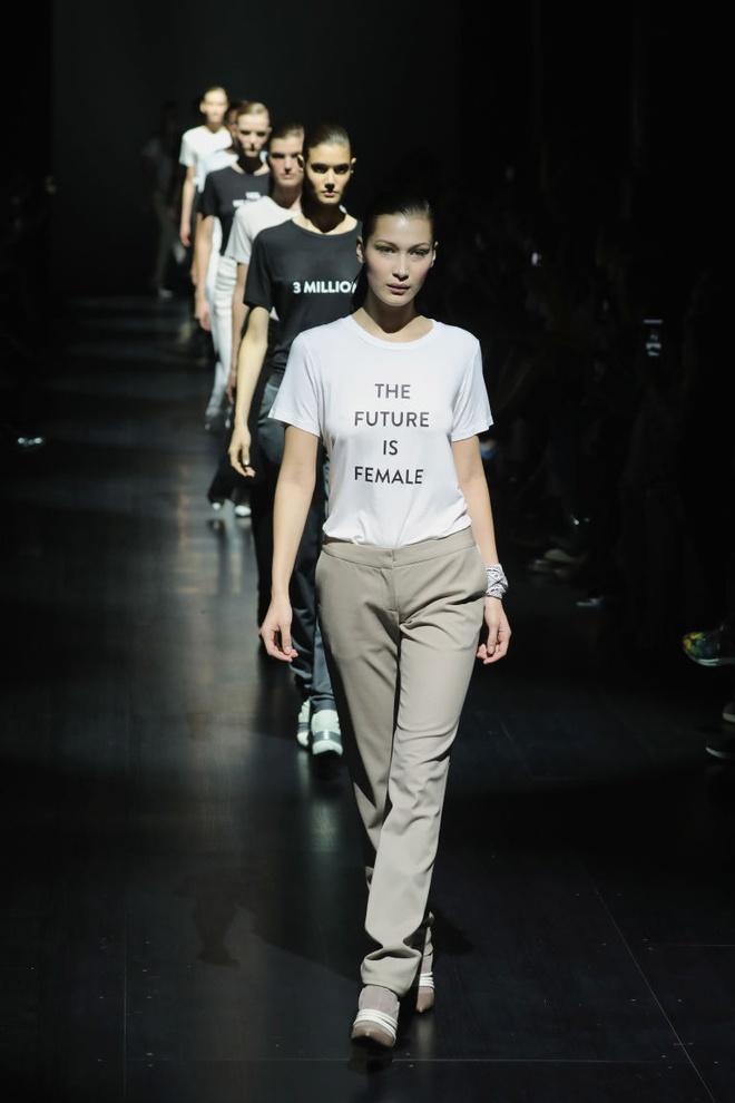 New York Fashion Week thu dong 2017 anh 3