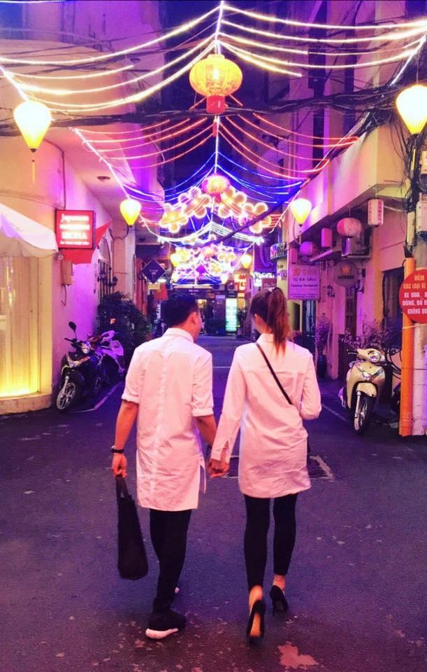 Sao Viet khoe qua, viet loi ngon tinh cho nhau dem Valentine hinh anh 4