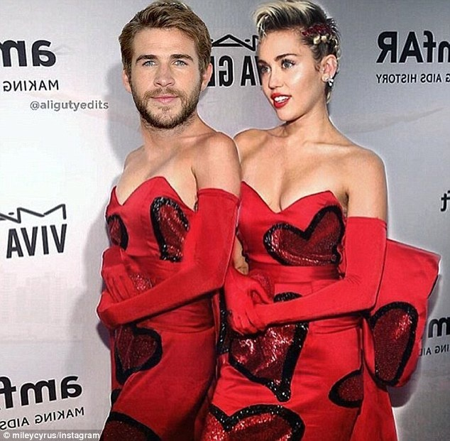 Miley Cyrus Valentine anh 1