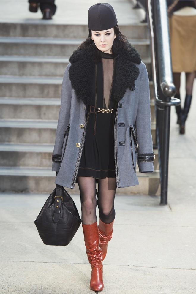 New York Fashion Week thu dong 2017 anh 9