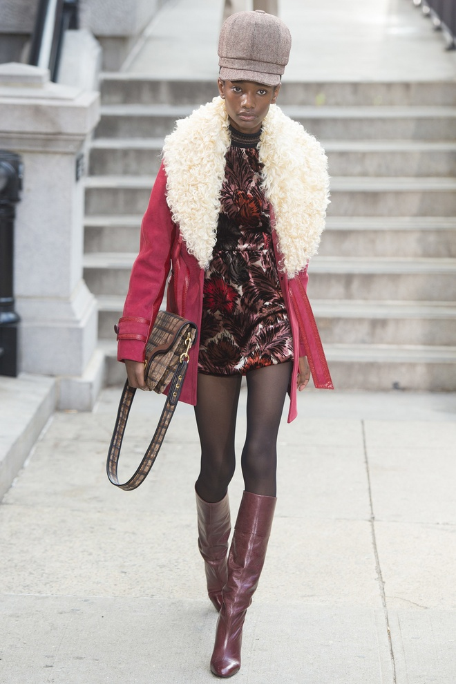 New York Fashion Week thu dong 2017 anh 11
