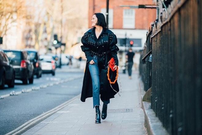 London Fashion Week thu dong 2017 anh 1