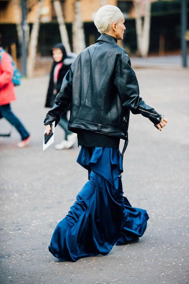London Fashion Week thu dong 2017 anh 5