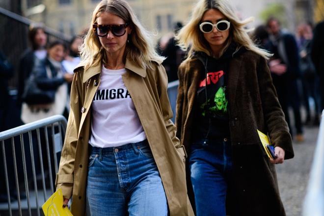 London Fashion Week thu dong 2017 anh 16