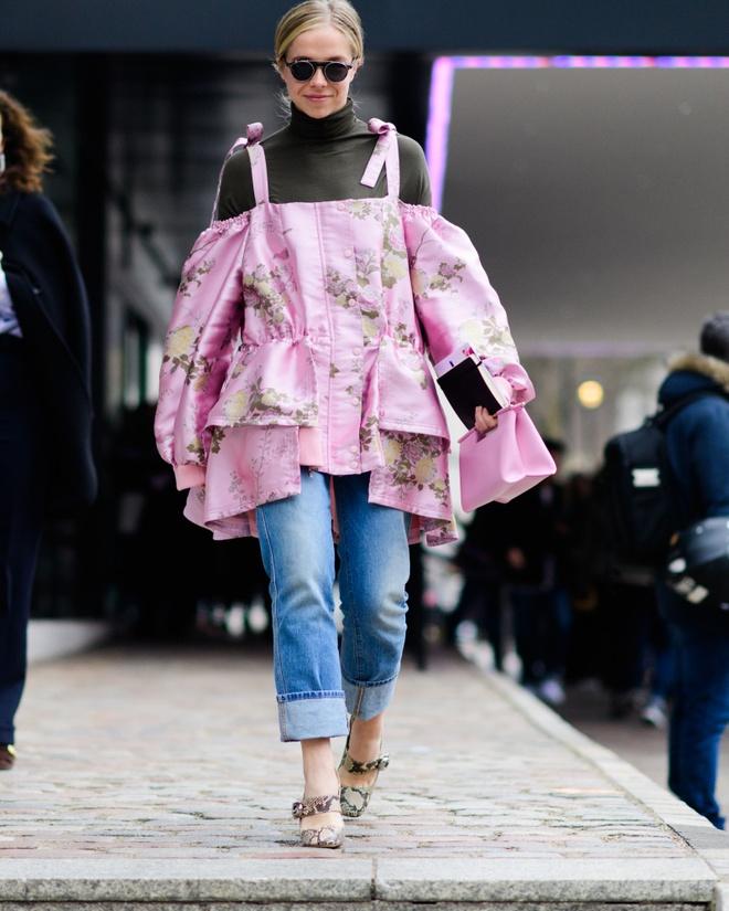 London Fashion Week thu dong 2017 anh 11