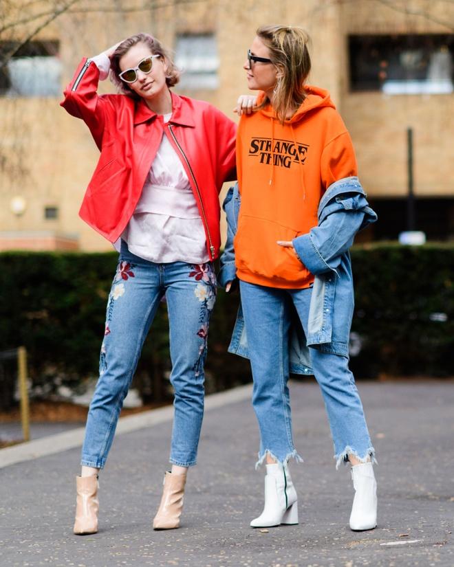 London Fashion Week thu dong 2017 anh 17