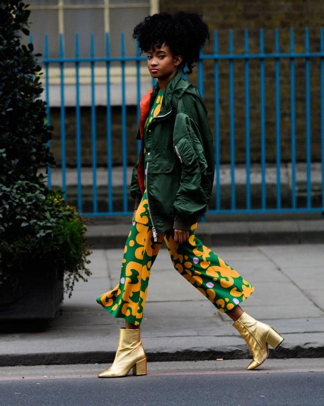 London Fashion Week thu dong 2017 anh 13