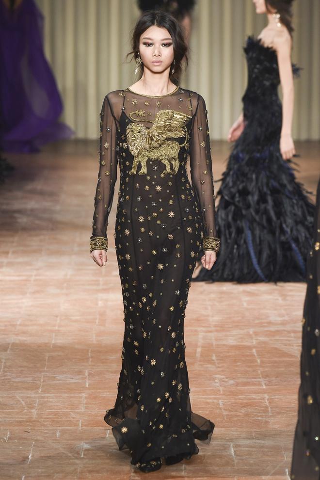 Chi em sieu mau 9X Gigi Hadid do bo Milan Fashion Week hinh anh 9