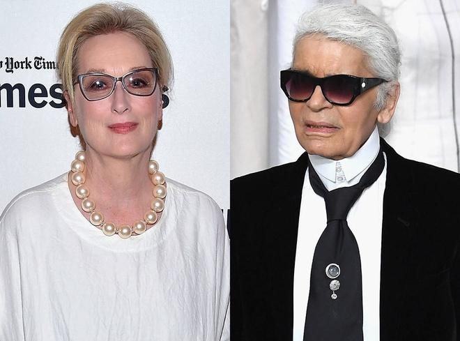 Meryl Streep Chanel anh 1