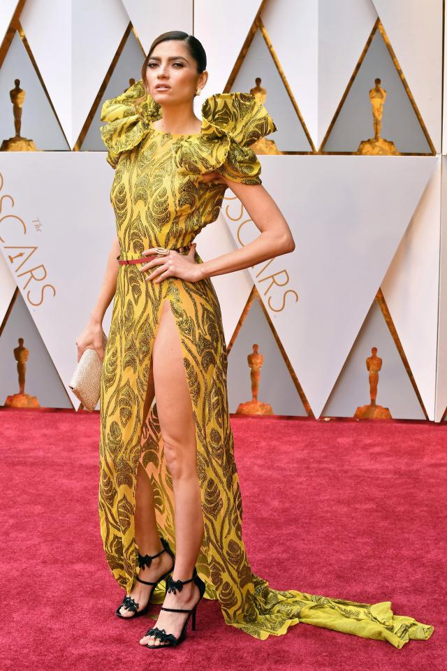 Nhung tham hoa thoi trang tai Oscar 2017 hinh anh 2