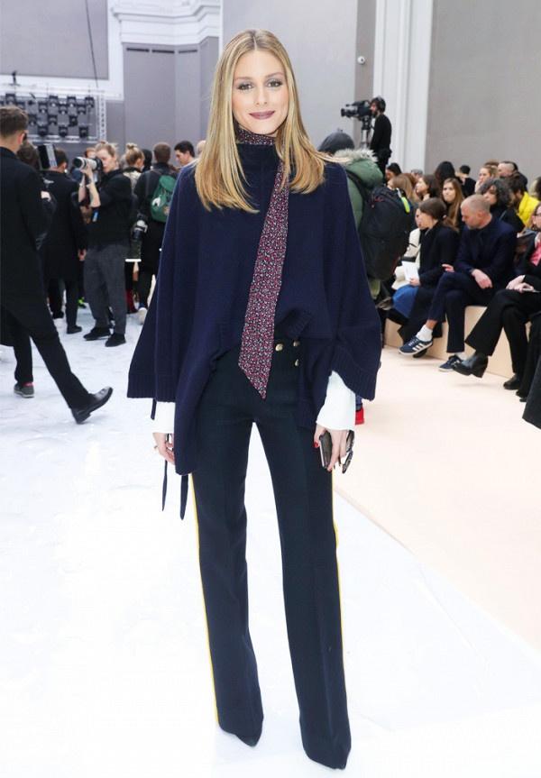 Paris Fashion Week thu dong 2017 anh 11