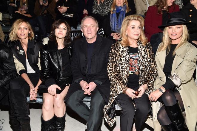Paris Fashion Week thu dong 2017 anh 10