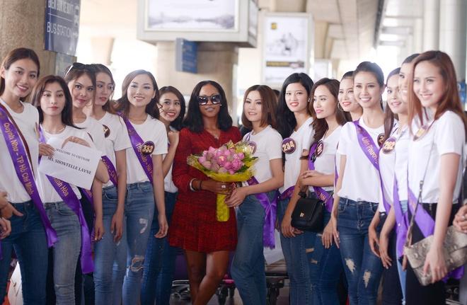 Top 17 Hoa khoi Du lich don ca si Shontelle den Viet Nam hinh anh 1