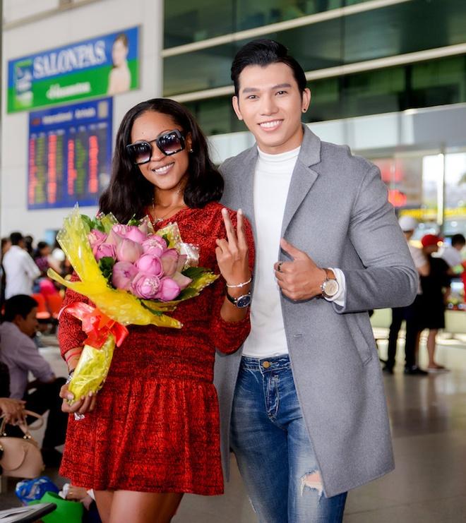 Top 17 Hoa khoi Du lich don ca si Shontelle den Viet Nam hinh anh 2
