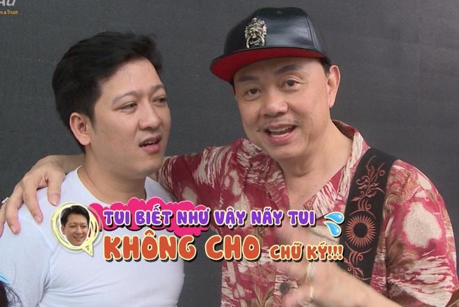 Truong Giang goi Nha Phuong la ba noi trong Chau oi chau a hinh anh