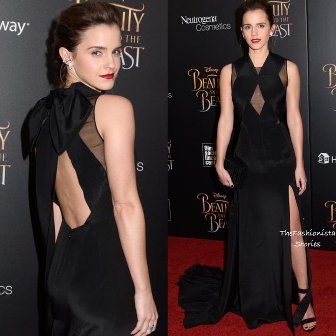Emma Watson Nguoi dep va quai vat anh 1