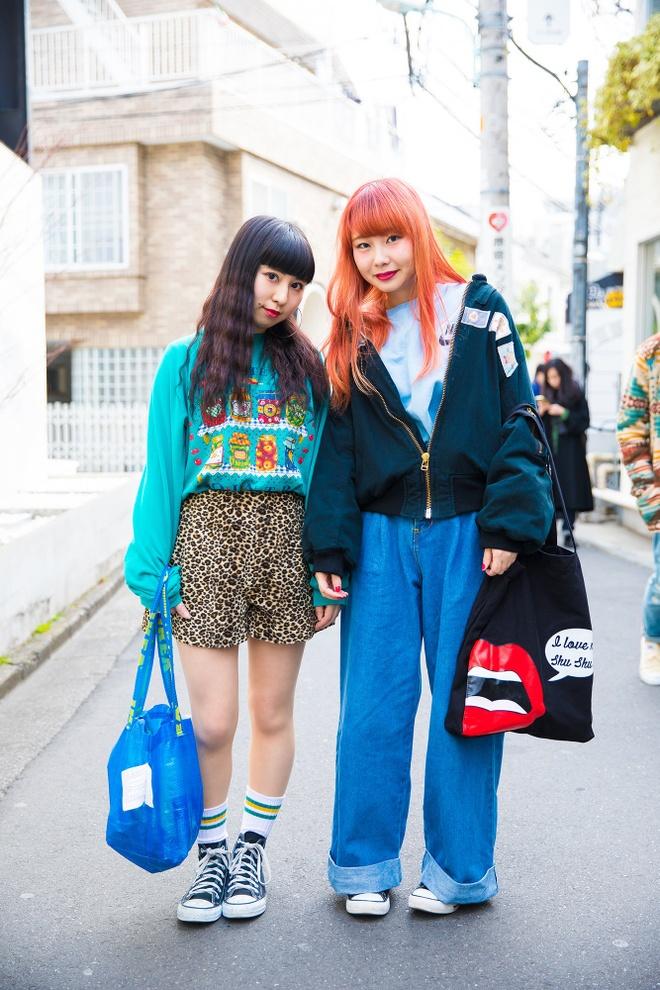 Tokyo Fashion Week 2017 anh 1