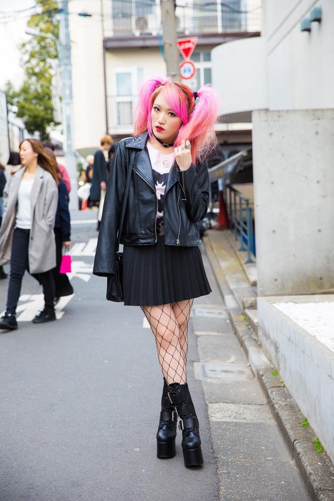Tokyo Fashion Week 2017 anh 2