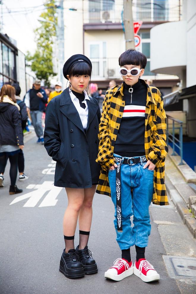 Tokyo Fashion Week 2017 anh 3